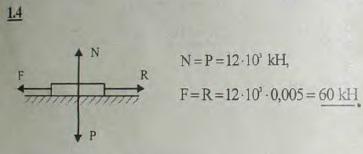 Поезд идет по прямолинейному горизонтальному пути с постоянной скоростью; вес поезда, не считая электровоза, 12*..., Задача 2602, Теоретическая механика