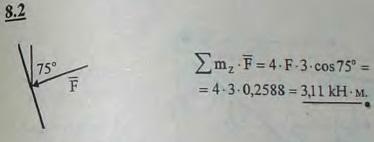 Ветряной двигатель имеет четыре крыла, наклоненных под углом α=15°=arcsin 0,259 к плоскости, перпендикул..., Задача 2847, Теоретическая механика