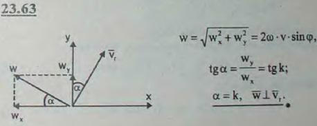 В условиях предыдущей задачи определить величину и направление горизонтальной со..., Задача 3276, Теоретическая механика